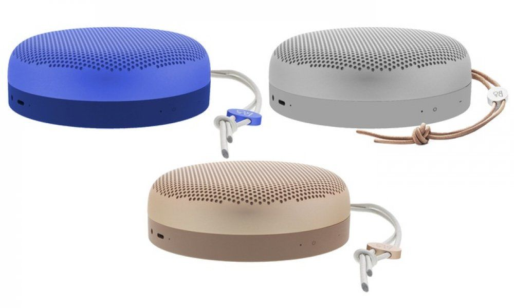 Altavoz Beoplay A1 Bang and Olufsen con Bluetooth